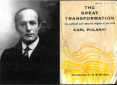 karl polanyi the great transformation